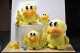 ILOVEBJ各類尺寸毛絨公仔小黃鴨玩具