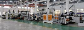 PP、EVA、EVOH、PS、PE多层共挤高阻隔片材生产线