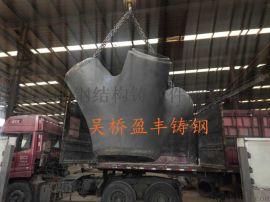 深圳国际会展中心铸钢节点安装