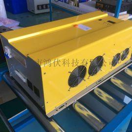 純銅變壓器7KW太陽能工頻逆變器 光伏逆變器
