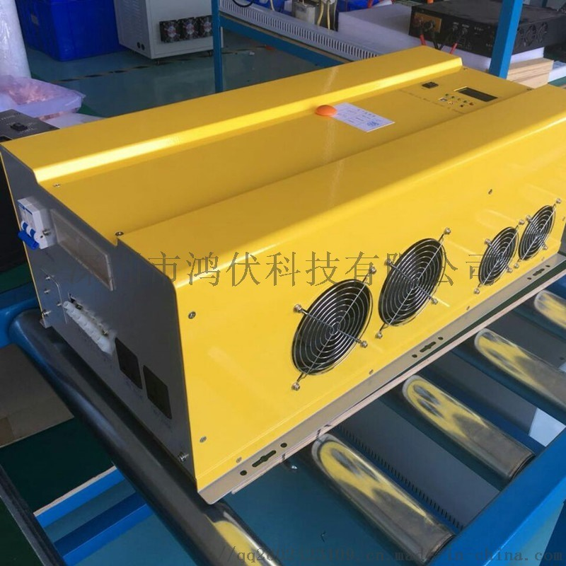 纯铜变压器7KW太阳能工频逆变器 光伏逆变器