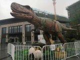 大型模擬恐龍模型租賃 逼真版霸氣恐龍