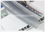耐寒冬无不变硬无毒透明网纹管,PVC纤维增强软管