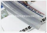 耐寒冬無不變硬無毒透明網紋管,PVC纖維增強軟管