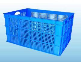 大型塑料物流箱注塑模具