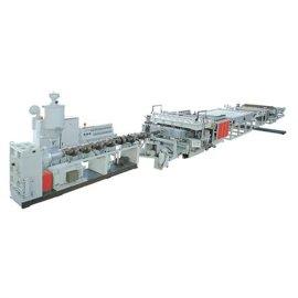 苏州金韦尔PC PP PE中空格子板生产线设备