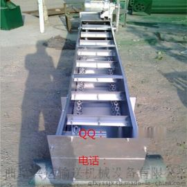 加工刮板输送机 黄沙装车带式输送机 结构紧凑y2