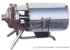 不鏽鋼飲料泵, 離心式奶泵, 衛生泵-河南鄭州玉祥機械廠