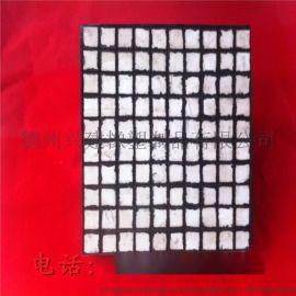耐磨型**化三合一橡胶陶瓷衬板技术参数