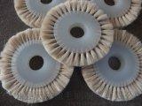 厂家低售圆盘刷 定型机圆盘毛刷 猪鬃抛光圆盘刷等 可来样定制