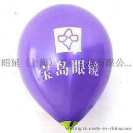 幼儿早教玩具气球印字 订做广告气球 气球厂家