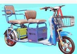 老年人电动三轮代步车 老年电动三轮车 代步车
