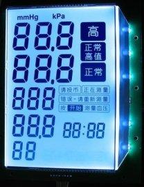 专业定制血压计LCD液晶屏