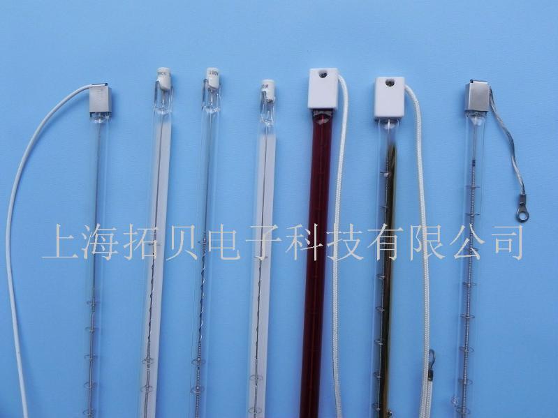 紅外線加熱燈管/紅外線加熱管/紅外鹵素加熱管-批發