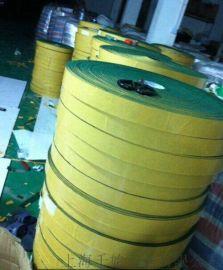 广东背胶绿绒包辊带供应