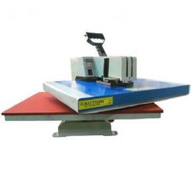 热转印机器 服装工艺热烫印花设备40*60韩式摇头烫画机