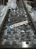 北京不锈钢立式屏风花格 不锈钢方块图案屏风