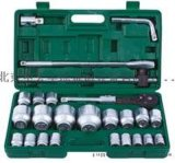 特斯26件套19MM系列公制12角套筒組套