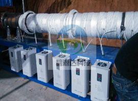 塑料变频电磁加热节能器