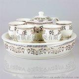 手繪青花瓷茶具禮品 景德鎮陶瓷茶具