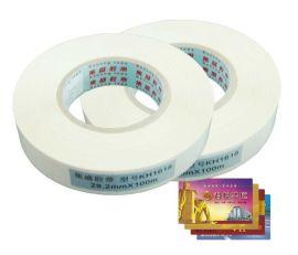 供应 热熔胶膜ABS、PVC材料透明低温封装胶带 可混批