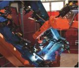 供應汽車零部件製造業機器人