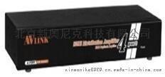 视麦特HS-2314FS分配器1分4HDMI分配器