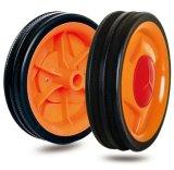 4寸工具車輪,塑料輪(422PP)