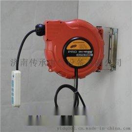 自动收缩电缆卷线盘、电缆自动伸缩卷轴