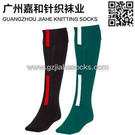 广州袜子厂家批发订做生产OEM长筒袜 运动足球袜