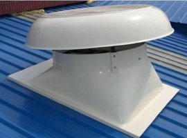 上海厂房降温屋顶风机 SP-120玻璃钢负压风机