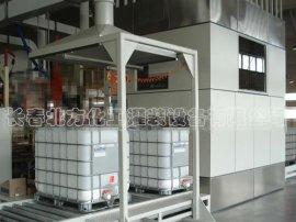 IBC桶化工液体防爆灌装机 灌装线