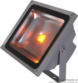 **LED投光灯50w100w120w户外广告照明新款泛光灯具