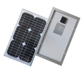 单晶太阳能板15watt