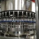 三合一不锈钢防腐蚀灌装生产线设备 有毒农药灌装机