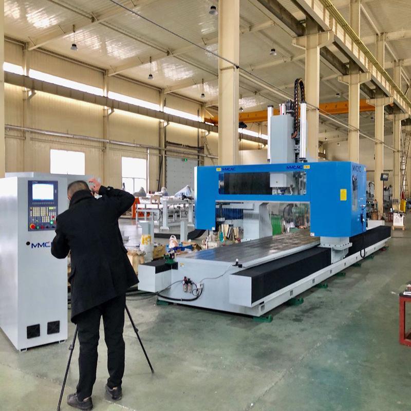 山東供應 明美 JGZX3-CNC-7000 鋁型材數控加工中心 質保一年