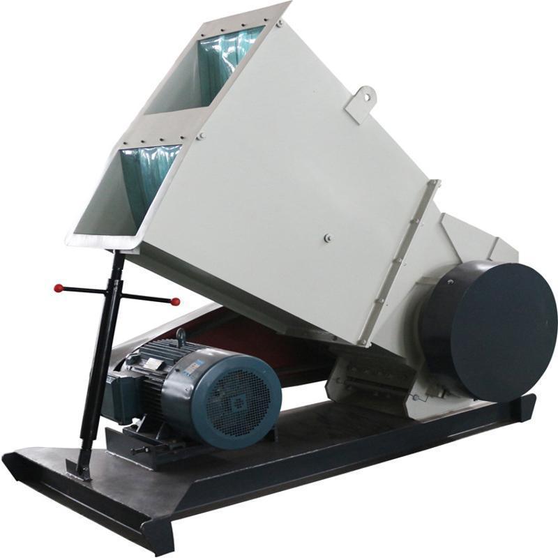 厂家直营供应易拉罐破碎机  新贝SWP500强力破碎机