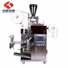 厂家直销 尼龙茶包花茶 包装机 玫瑰花茶    茶尼龙袋包装机