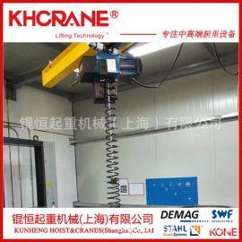 125公斤德马格DC-COM1-125 V8/2 1/1 H4固定式电动葫芦