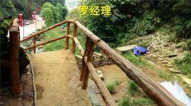 贵州仿树栏杆,铜仁仿木纹栏杆,遵义水泥仿木护栏