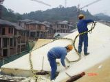 鄭州匯信達承接各種聚氨酯噴塗施工