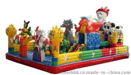 贵州安顺儿童充气城堡大厂家**质量可靠