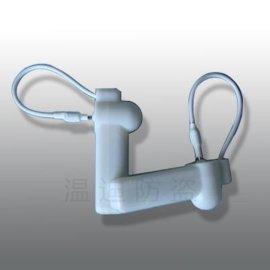 温迪 厂家直销带钢绳榔头服装防盗扣