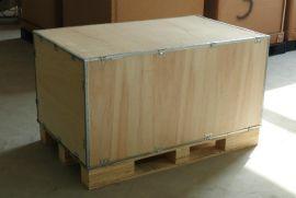 苏州钢带箱, 包装箱, 机器木包装