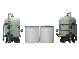 换热机组全自动软水器