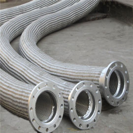 内衬四氟金属软管/耐高温金属软管/安装灵活