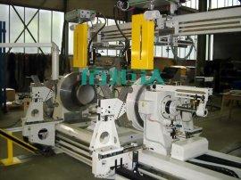 佰炬达HFL系列立式环缝自动氩弧焊机