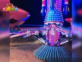 旋转6臂自控飞机 自控飞机游乐设备厂家 儿童游乐设施自控飞机