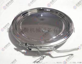 卡箍人孔规格DN150-600巨捷 卫生级卡箍人孔