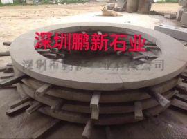 深圳金色石材機切板、深圳黃鏽石路沿石、深圳金黃色臺階石、